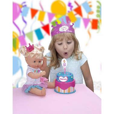 Nenuco Muñeca Happy Birthday rosa 700013390[4/6]