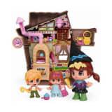 PinyPon Hansel et Gretel Cottage 3 chiffres et accessoires