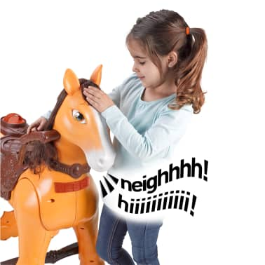Feber Caballito correpasillos eléctrico My Wild Horse[6/10]