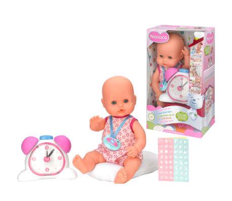 "Muñeca Nenuco ""que hora es"""