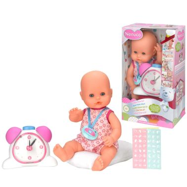 "Muñeca Nenuco ""que hora es""[1/2]"