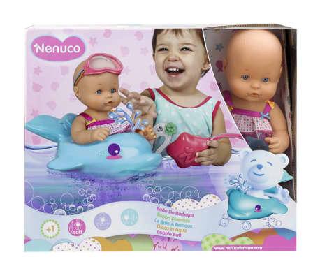 Muñeca y set Nenuco para bañera[2/2]