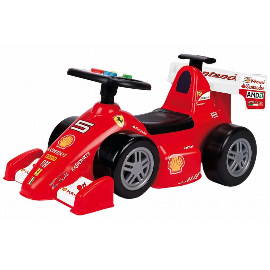 Feber Rutschauto Ferrari F1 Rutscher Kinderauto Kinderfahrzeug Auto 800004888