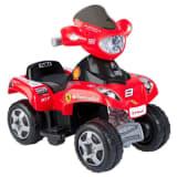 Moto Quad para niños Ferrari Feber, 6 V