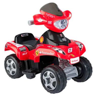 Moto Quad para niños Ferrari Feber, 6 V[1/3]