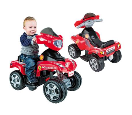 Moto Quad para niños Ferrari Feber, 6 V[2/3]