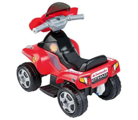 Moto Quad para niños Ferrari Feber, 6 V[3/3]