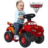 Feber Quad Rayo McQueen de Cars 6 V 1-3