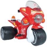 Injusa Vaikiškas Triratis Motociklas Firefighter, Elektrinis, 6 V