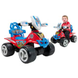 Quad à chevaucher Paw Patrol INJUSA 1353