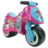 INJUSA Moto à roulettes Paw Patrol Skye & Everest Rose 19023