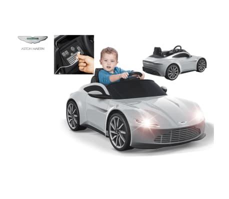 Feber Elektrisches Kinderauto Aston Martin 6 V Vidaxl De