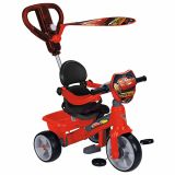 Feber Tricycle Cars 3 Rouge 800011143