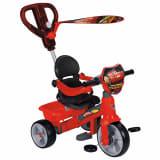 Feber Triciclo Cars 3 rojo 800011143