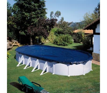 Gre Housse d'hiver de piscine ovale 800 x 470/710 x 475 cm[1/3]