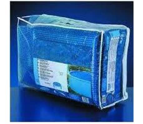 gre schwimmbad abdeckung pool abdeckung oval 500 x 300cm zum schn ppchenpreis. Black Bedroom Furniture Sets. Home Design Ideas