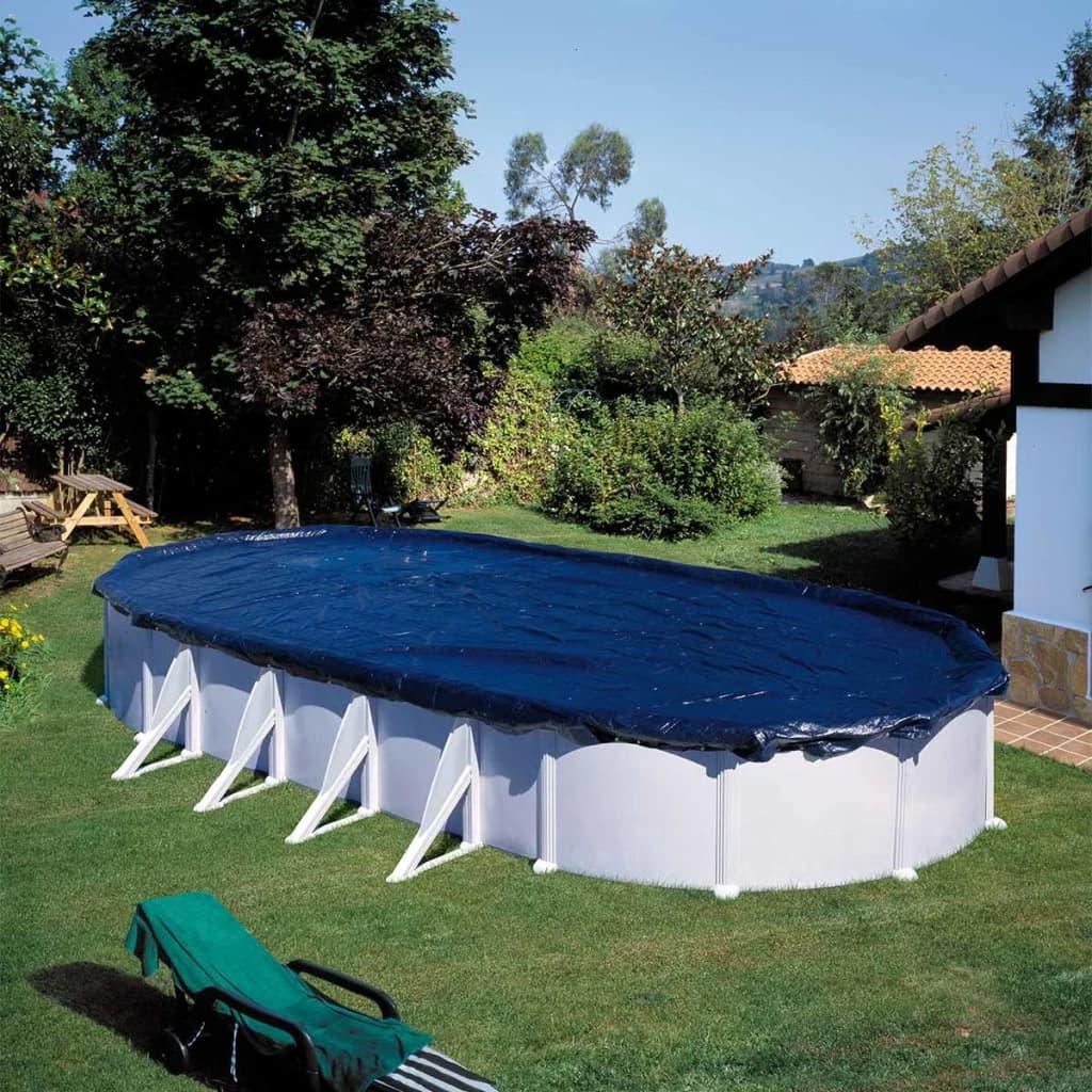 Gre Husă de piscină pentru iarnă, 1000 x 550 cm poza 2021 Gre