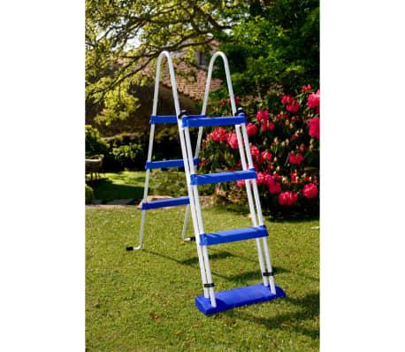 Gre escalera para piscina 3 pelda os 120 cm es1100 for Escaleras para piscinas gre