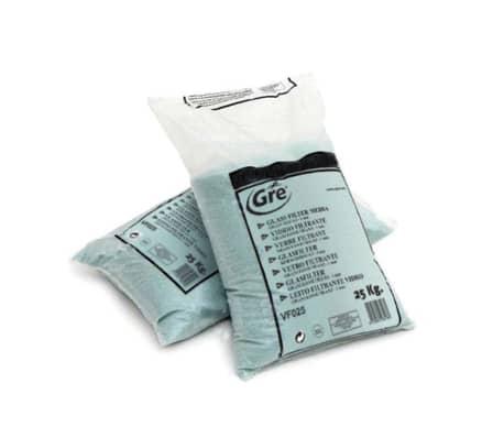 Gre Verre filtrant 25 kg 0,5-1 mm VF025[1/2]