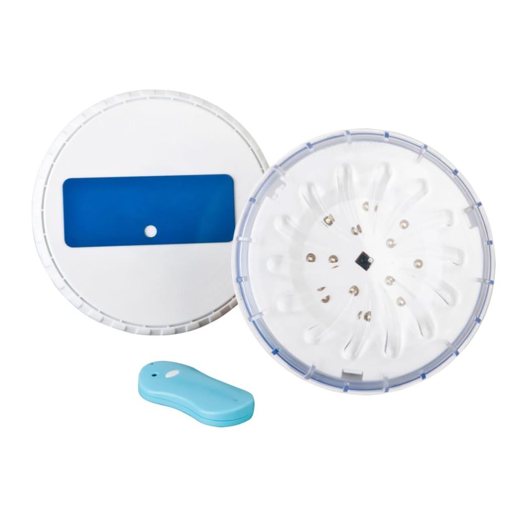 Afbeelding van Gre Magnetisch LED-licht voor bovengronds zwembad 2 stuks wit PLED2
