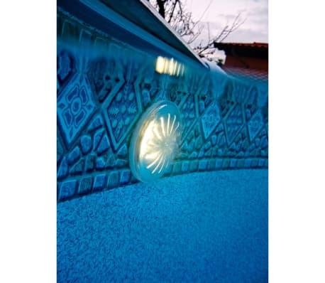 Gre Lampe LED magnétique pour piscine hors sol 2 pcs Blanc[2/2]