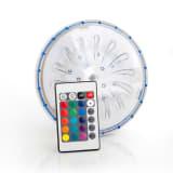 Gre Lampe LED magnétique pour piscine hors sol Blanc