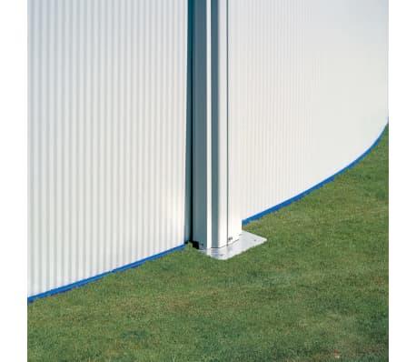 gre pool set azores oval wei 500x300cm kitprov5 g nstig kaufen. Black Bedroom Furniture Sets. Home Design Ideas