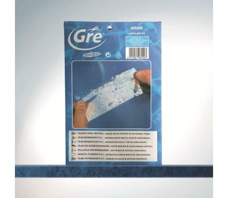 GRE POOLS - Kit réparation waterproof 5 patchs préencollés[1/1]