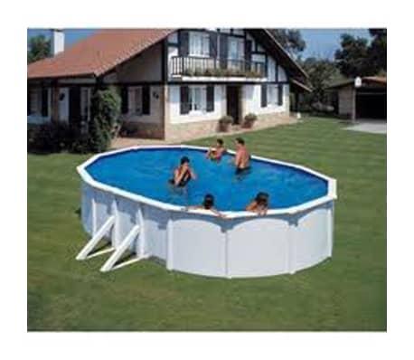 Gre Couverture d'été pour piscine 730 x 375 cm [3/4]