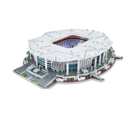 Nanostad Juego de puzzle 3D 166 piezas Parc Olympique Lyonnris[1/2]