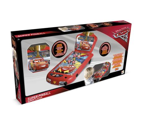 acheter imc jeu de flipper cars 3 rouge im250116 pas cher. Black Bedroom Furniture Sets. Home Design Ideas