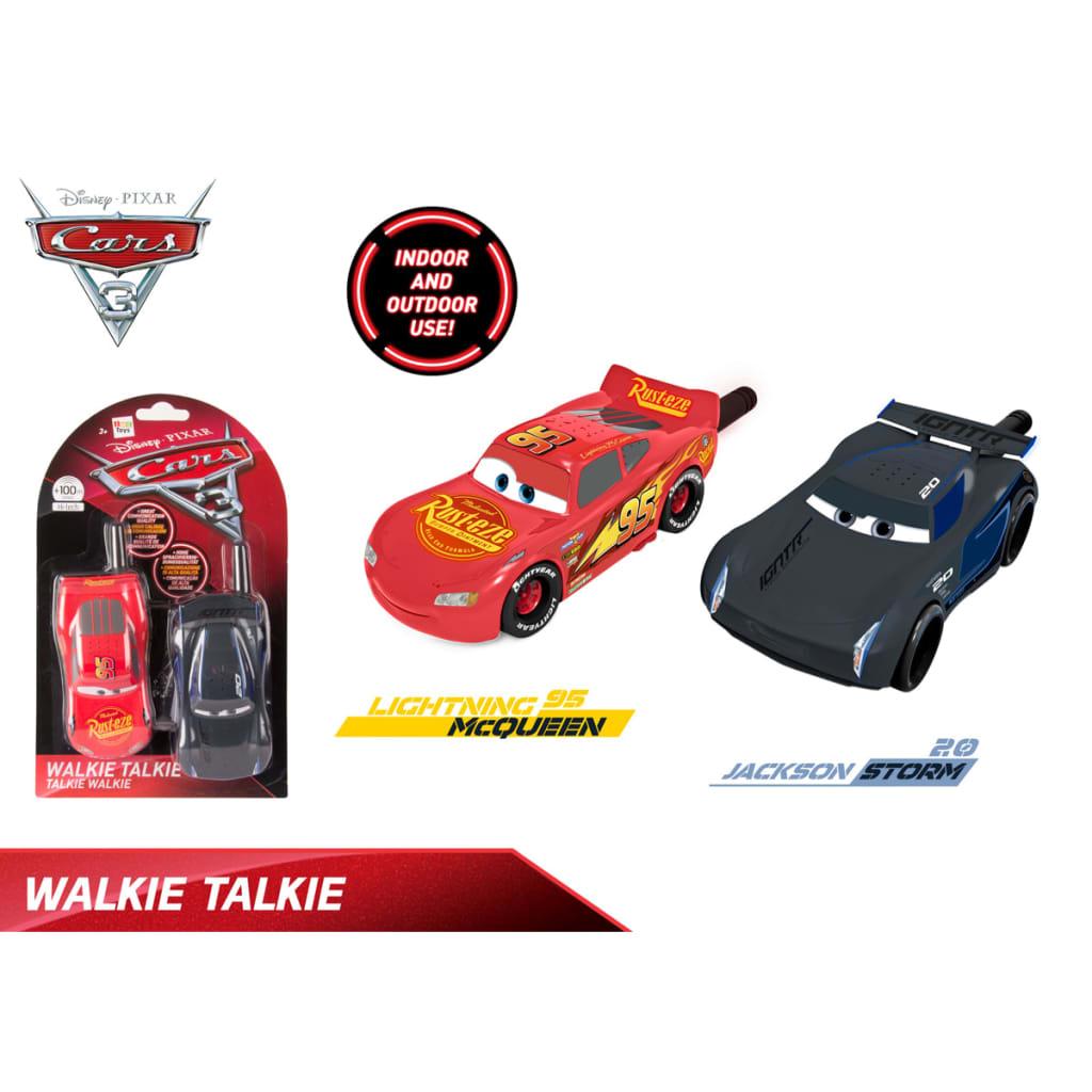 99411737 IMC Walkie Talkie Cars Grau und Rot IM250802