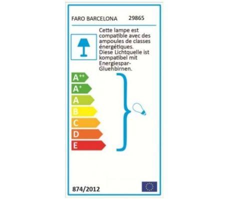 Faro - Suspension arbre Tree D34 cm - Blanc[9/9]