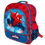 Spindelmannen Spiderman Ryggsäck Väska 41x34x18 cc8577cfce832