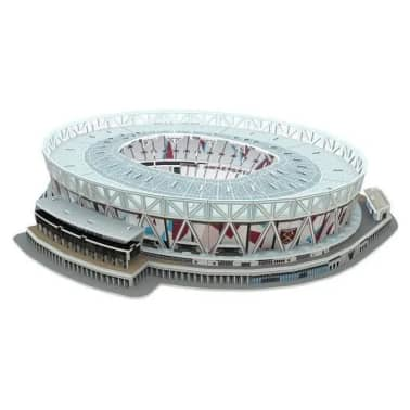 Nanostad Juego de puzzle 3D 156 piezas London Olympic Stadium[1/2]