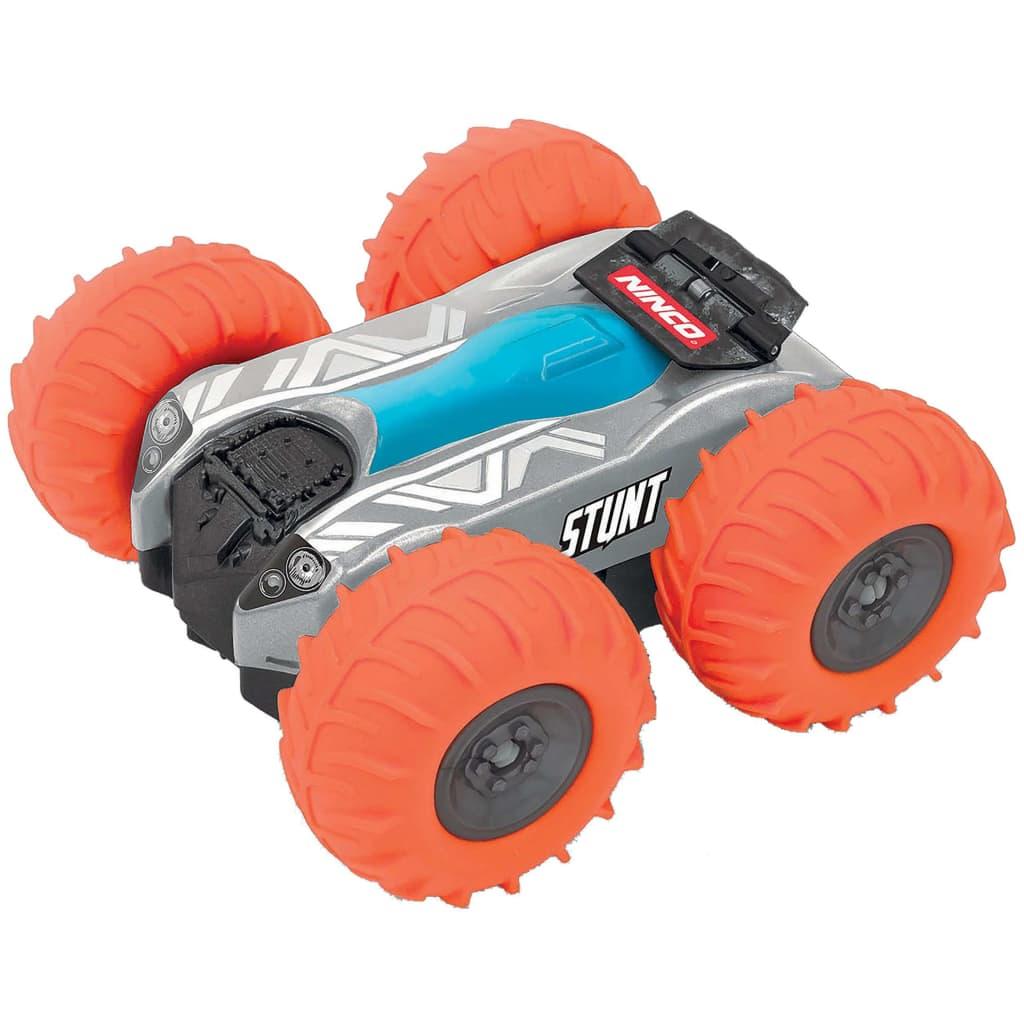 Ninco Mașinuță de jucărie cu telecomandă Stunt, rotativă, portocaliu imagine vidaxl.ro