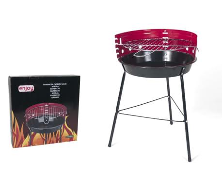 Barbecue - Model Malta - BBQ Houtskool of Briketten - 43x33x56cm