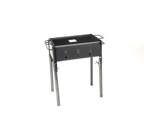Compacte Barbecue Model Eva - Houtskoolbarbecue - 35x20x50cm - BBQ