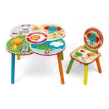 Fisher-Price speeltafel met stoel 60 cm