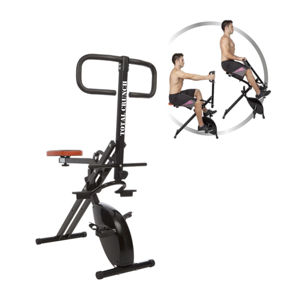 """Total Crunch Aparat de fitness """"Evolution"""", TOC003 poza vidaxl.ro"""