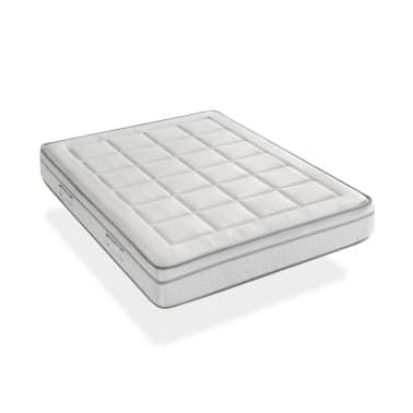 acheter matelas dormalit royal visco 160x200 visco lastique m moire de forme pas cher. Black Bedroom Furniture Sets. Home Design Ideas