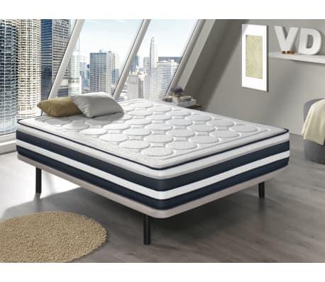 memolatex matratze 180x200 hybrid cyanlatex g nstig kaufen. Black Bedroom Furniture Sets. Home Design Ideas