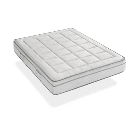 acheter matelas dormalit royal visco 120x200 visco lastique m moire de forme pas cher. Black Bedroom Furniture Sets. Home Design Ideas