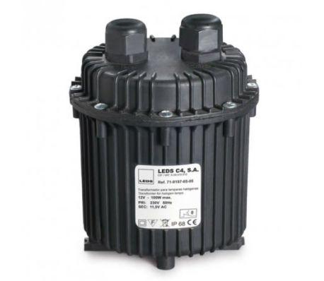 Transformateur étanche Aqua 230V - 12V IP68[1/2]