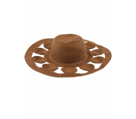 Sombrero tipo pamela Palestina de FOR TIME