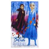Frozen 2 / Frost 2, Tjockare Filt - Elsa & Anna