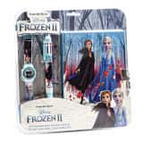 Frozen 2 / Die Eiskönigen 2, Schreibzubehör und Digitaluhr