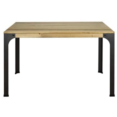 Table De Bureau Style Industriel Vintage 115 X 59 X 75 Cm