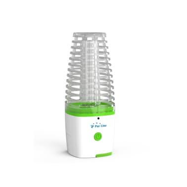 Mata insectos portátil a batería ZZAP LED Mini[1/1]