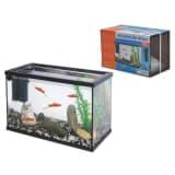 Aquarium Kit+fltr300l/h+1kg sa+1plant 40x20x25cm